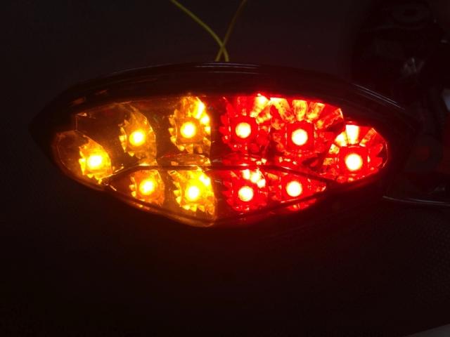 KTM DUKE テールライト