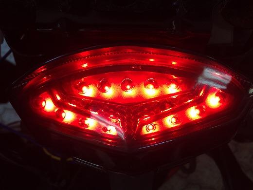 KTM DUKE LEDテールランプ
