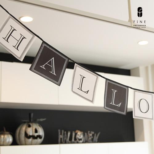 ハロウィンスクエアフラッグ【ハロウィン雑貨】ハロウィン/halloween/雑貨/インテリア
