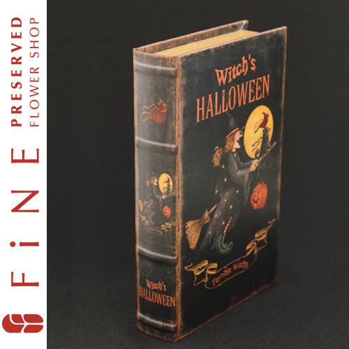 ブックケースウィッチ【15時迄の注文で即日発送】ハロウィン/halloween/雑貨/インテリア