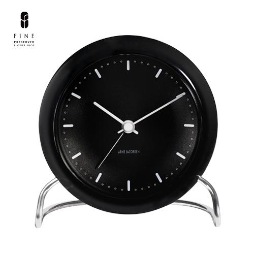 置き時計/時計/北欧/ヤコブセン/ARNE/JACOBSEN/TABLE/CLOCK/CityHall/インテリア