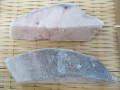 銀ひらす(シルバー)骨抜き・骨なし魚切り身 50g 1袋(50切)