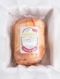 厳選された豚ロース肉そのままの美味しさ!どなたにも喜ばれるギフトです!しっとりロースハム1本
