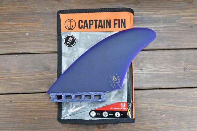 Captain Fin * Jeff McCallum Twin Cutaway * Purple * キャプテンフィン マッカラム ツイン カッタウェイ