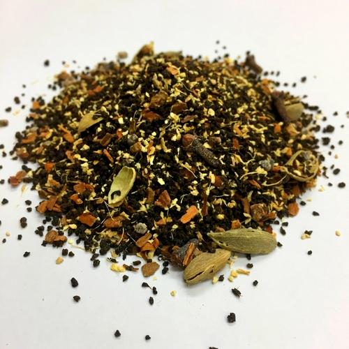[量り売り]有機マサラチャイ紅茶200g[大容量]