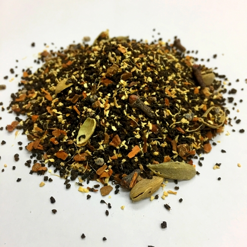 【量り売り】有機マサラチャイ紅茶200g【大容量】