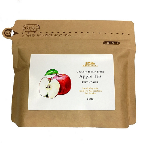 有機アップル紅茶(FBOP)100g