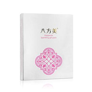 八方美スパークリングジェルパック 10g*10包入 【日本全国 送料無料】