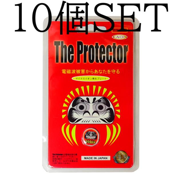 【お得10個セット】The Protector 達磨 だるま【日本全国 送料無料】