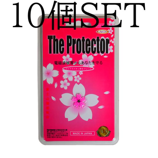 【お得10個セット】The Protector 桜花 サクラ【日本全国 送料無料】