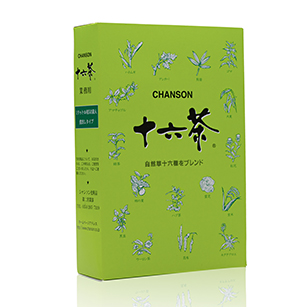 十六茶★セット販売(3箱セット) 日本製 MADE IN JAPAN【日本全国 送料無料】