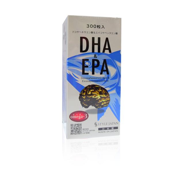 第一薬品 STYLEJAPAN ドコサヘキサエン酸 DHA 300粒