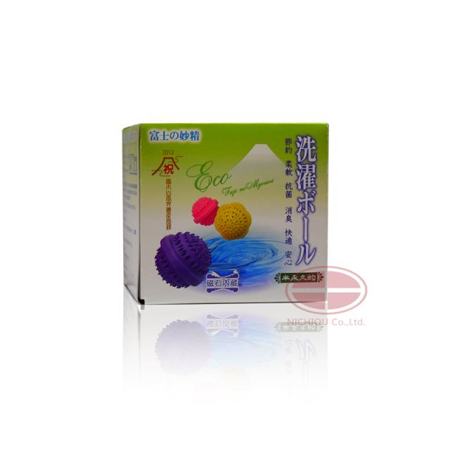 富士の妙精.洗濯ボール ECO/洗剤要らず【日本全国 送料無料】