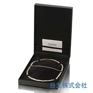 TOMA 4 子弾形 磁気ネックレス ゲルマニウム【期間限定 送料無料】