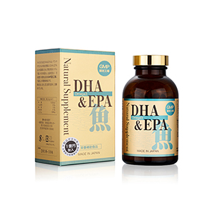 DHA&EPA(サプリメント) 360粒 90日分 脳の健康に【期間限定 送料無料】