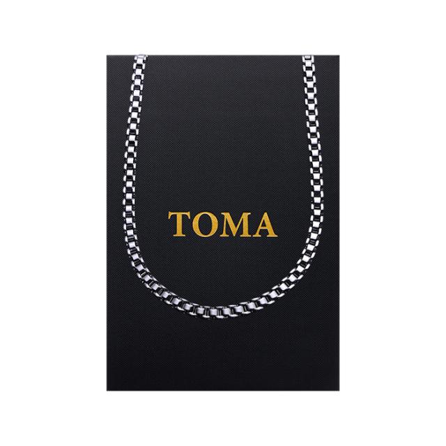 TOMA20 ネックレス【日本全国 送料無料】保証書(ギャランティカード)付き