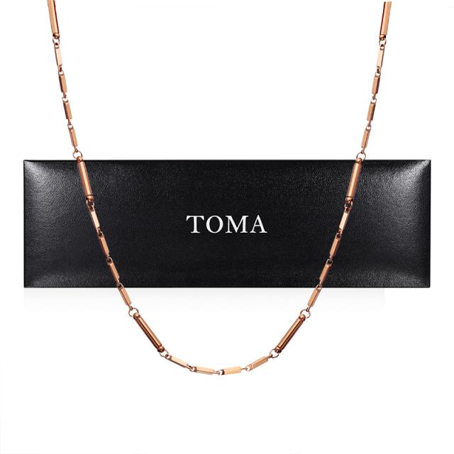 TOMA6M・6F ネックレス【日本全国 送料無料】保証書(ギャランティカード)付き