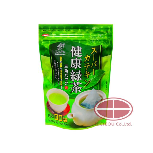 スーパーカテキン健康緑茶 5g×30P 日本製 MADE IN JAPAN【日本全国 送料無料】