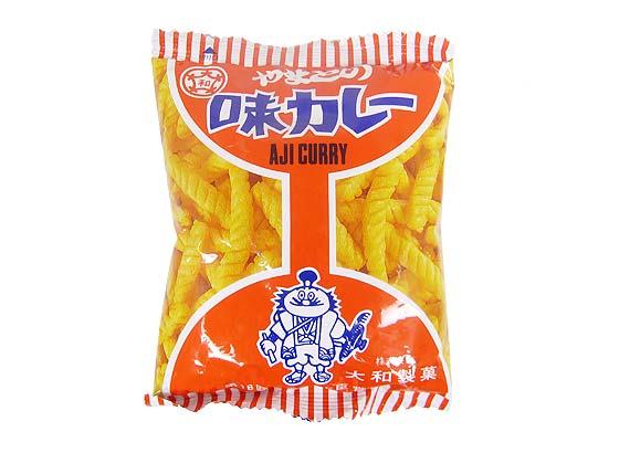 【駄菓子のまとめ買い・スナック系駄菓子】 やまと 味カレー (30個入)