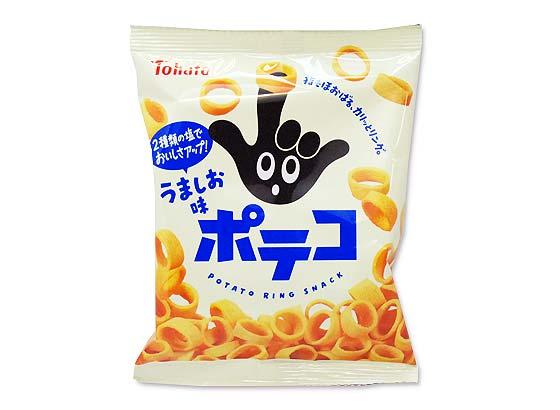 【お菓子のまとめ買い・スナック系のお菓子】 東ハト ポテコ (20個入)