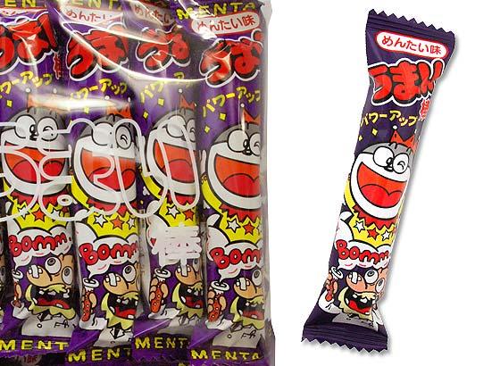 【駄菓子のまとめ買い・スナック系駄菓子】 やおきん うまい棒 メンタイ (30個入)
