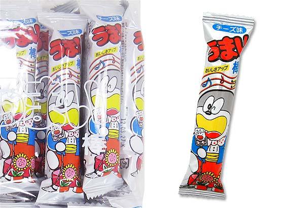 【駄菓子のまとめ買い・スナック系駄菓子】 やおきん うまい棒 チーズ (30個入)
