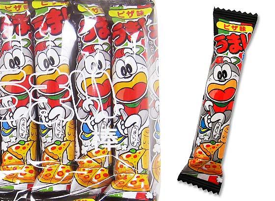 【駄菓子のまとめ買い・スナック系駄菓子】 やおきん うまい棒 ピザ (30個入)