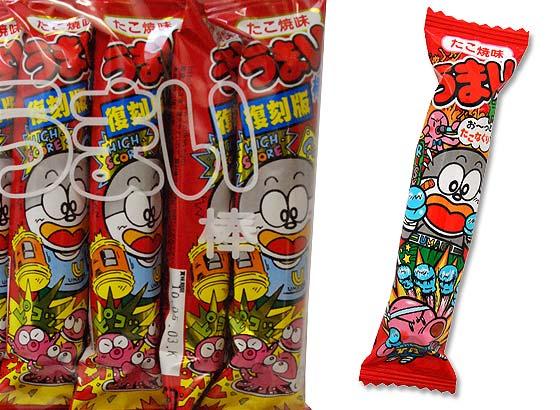 【駄菓子のまとめ買い・スナック系駄菓子】 やおきん うまい棒 たこやき (30個入)