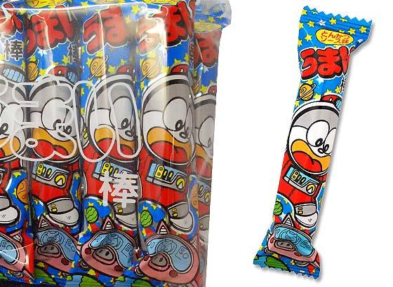 やおきん うまい棒 とんかつソース (30個入)  駄菓子 まとめ買い 箱買い スナック系の駄菓子