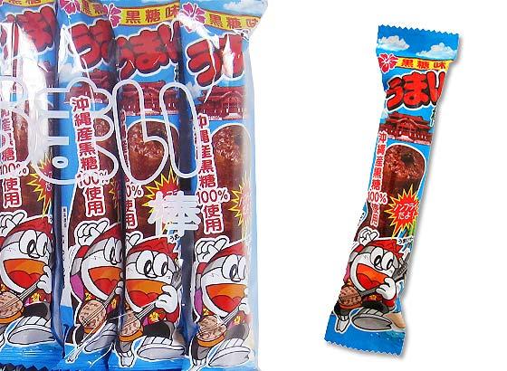 【駄菓子のまとめ買い・スナック系駄菓子】 やおきん うまい棒 黒糖味 (30個入)