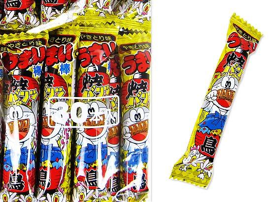 【駄菓子まとめ買い・スナック菓子】うまい棒 焼き鳥味(30個入) 【やおきん】