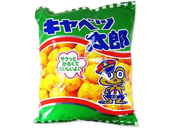 【駄菓子のまとめ買い・アミューズメント系駄菓子】 やおきん 特大キャベツ太郎 (20袋入)