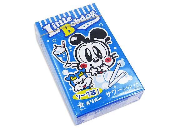 【駄菓子のまとめ買い・ラムネの駄菓子】 サワーシガレット(30個入)【オリオン】
