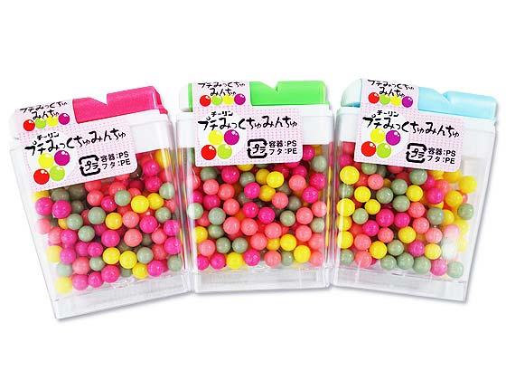 【駄菓子のまとめ買い・ラムネの駄菓子】 チーリン プチみっくちゅみんちゅ (30個入)