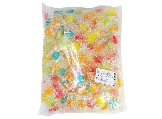 【お菓子のまとめ買い・キャンディ系のお菓子】 大加 ファンシースターキャンディ 業務用 (1Kg入)