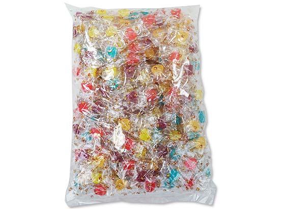駄菓子のまとめ買い・キャンディ・あめ系の駄菓子 大加 ファンシーベアーキャンディ 業務用 (1kg)