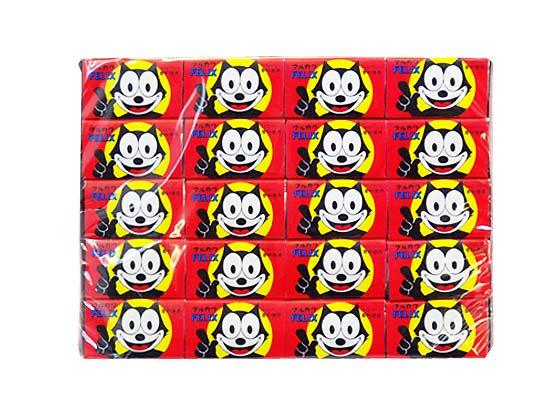 【駄菓子のまとめ買い・ガム系の駄菓子】 フィリックスガム(55個+当たり5個入)【マルカワ】