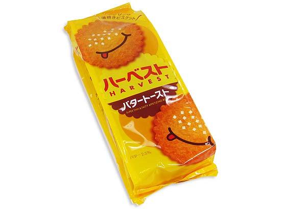 【お菓子まとめ買い・ビスケット・クッキー系のお菓子】 東ハト ハーベスト バタートースト (12個入)
