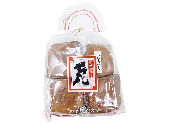 【お菓子のまとめ買い・おかき(あられ・おかき餅)】 24枚入瓦せんべい(12袋入)【イワイ】