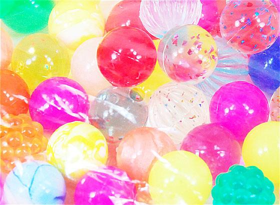 【おもちゃのまとめ買い】22mmスーパーボール