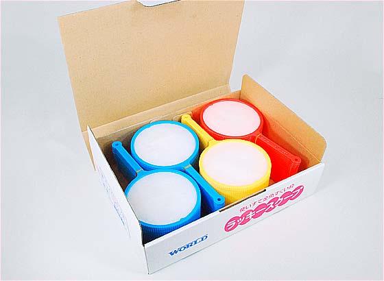 【おもちゃのまとめ買い】5号 使い捨てすくい枠 ラッキースクープ100枚入り(ポイ)