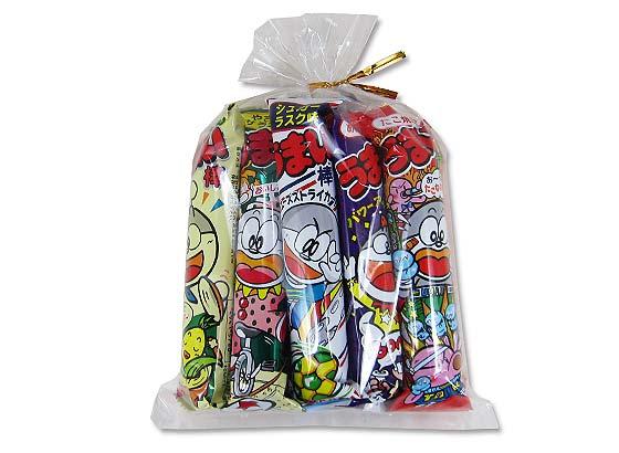 【駄菓子セット・お菓子の詰め合わせ】 うまい棒10種盛りお菓子セット 【河中堂】