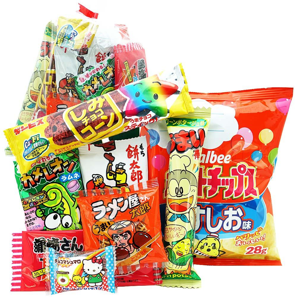 河中堂 200円 お菓子詰め合わせ Aセット
