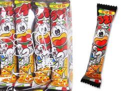 【駄菓子のまとめ買い・スナック系駄菓子】うまい棒ピザ(30個入)【やおきん】