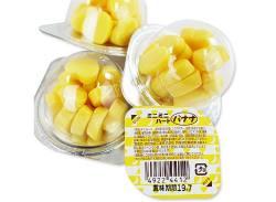 【駄菓子のまとめ買い・チョコ系の駄菓子】 タカオカ ミニミニハート バナナチョコ (20個入)