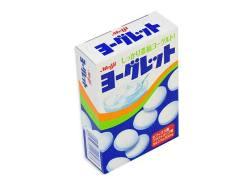 【お菓子のまとめ買い・ラムネ、清涼系のお菓子】 明治 ヨーグレット (10個入)