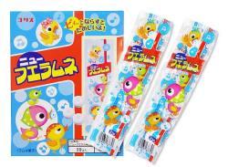 【駄菓子のまとめ買い・ラムネの駄菓子】 ニューフエラムネ(30個入)【コリス】
