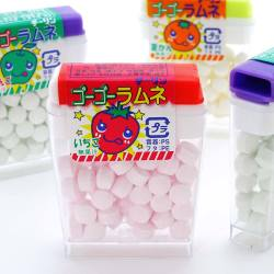 チーリン ゴーゴーラムネ (30個入) 駄菓子 ラムネ まとめ買い お菓子 くじ引き 子供会 問屋
