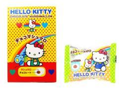 【駄菓子のまとめ買い・飴・チューイングの駄菓子】 キティのチョコマシュマロ 30袋入【エイワ】