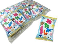 【駄菓子のまとめ買い・飴・チューイングの駄菓子】 まるご わたがし(20個入)